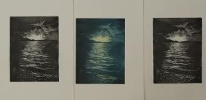 fine art print angus grant art light on loch