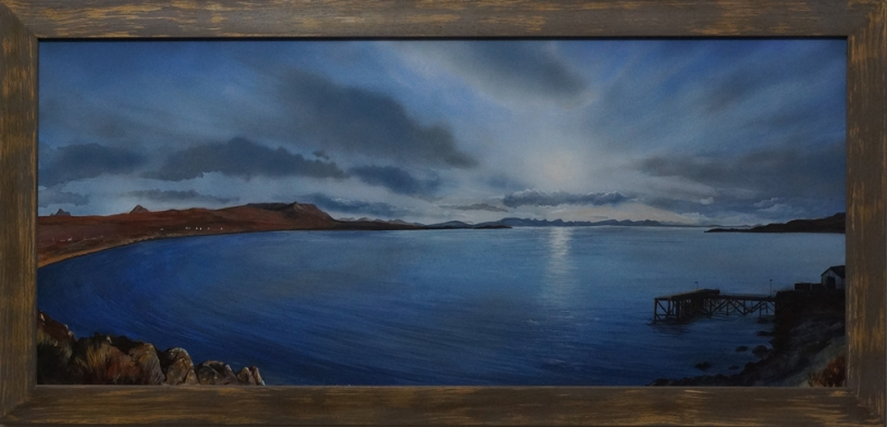 Summer Isles Painting Angus Grant Art