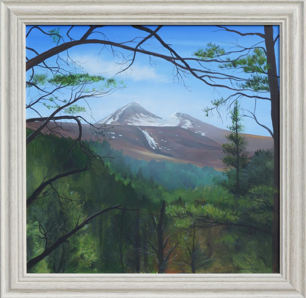 Rynettin, fine art, acrylic on canvas