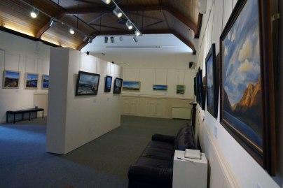 Iona Gallery, Kingussie, Angusgrantart