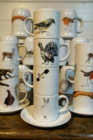 cups tower hare capercaillie