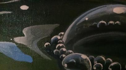Painting detail bubble