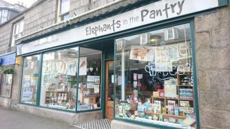 Elephants in the Pantry