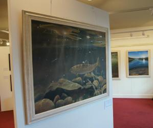 Beyond Reasonable Trout exhibition