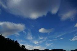 Loch Morlich sky