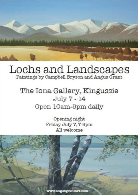 Lochs and Landscapes