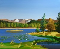 The Lily Loch, Cairngorms National Park, by Angus Grant