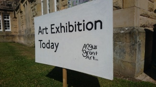Angus Grant exhibition