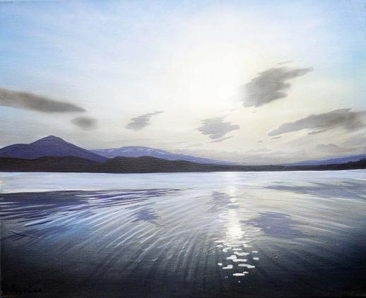 Metallic Morlich by Angus Grant