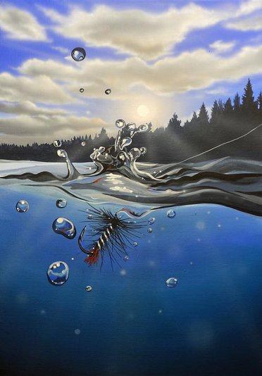 Zulu Splash by Angus Grant