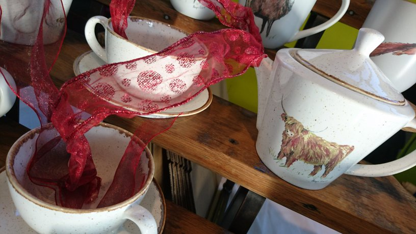 Teapots by Angus Grant Art
