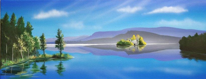 Loch an Eilein by Angus Grant